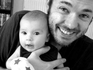 callie & daddy 2
