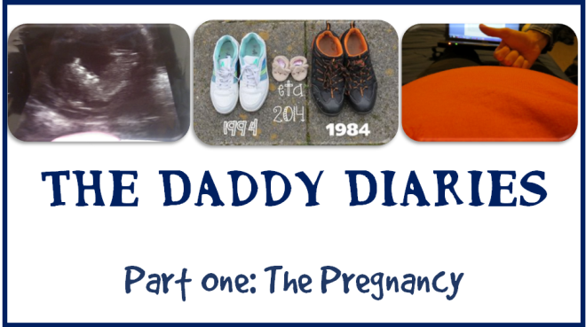 Daddy Diaries 1