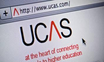 Ucas website